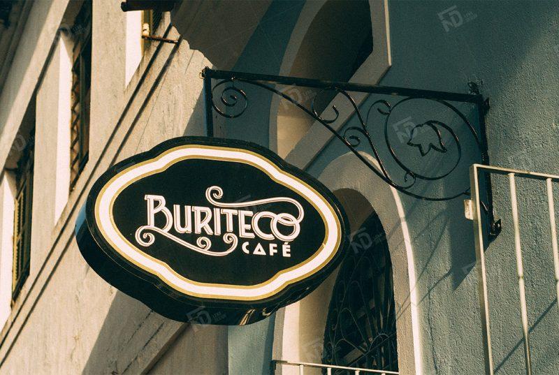 thiet ke logo cafe buriteco 6
